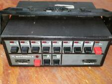 Motorola Syntor X Systems 90 Head 16 Ch Buttons Tested Rare