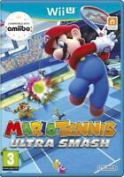 Wii U - Mario Tennis Ultra Smash - Same Day Dispatched - Boxed - VGC