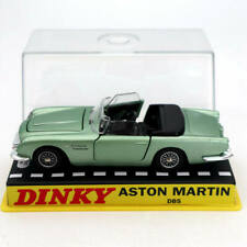 Atlas 1/43 Dinky toys 110 Aston Martin Green Diecast Models Car Collection