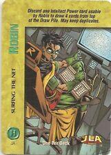 OVERPOWER Robin Surfing the Net - JLA - OPD - Rare