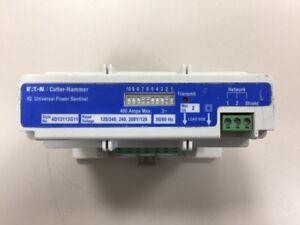 Eaton Cutler Hammer  IQPSUI208  /  4D13113G11   IQ POWER SENTINEL