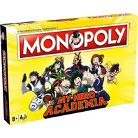 Monopoly - My Hero Academia Edition Board Game
