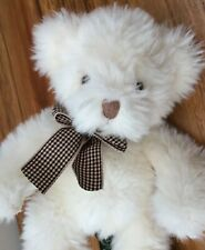 Russ Berrie Soft Toy Teddy Called Lillian.