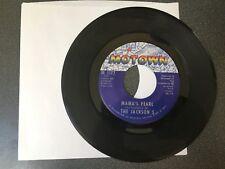 45 Jackson 5 Mama's Pearl / Dear Darling  MOTOWN   VG