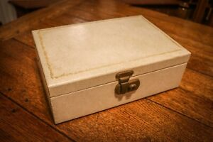Vintage - Jewellery Box - Design Philipp Appointment to the Royal Swedish Court