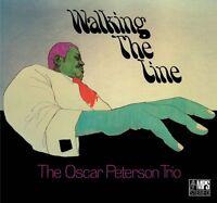 OSCAR TRIO PETERSON - WALKING THE LINE   CD NEU
