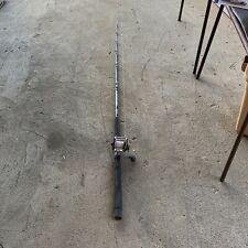 New listing Vintage Penn Power Stick Plus Fishing Rod Trolling PC-6711 ML 7' USA Made