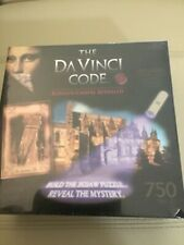 The DaVinci Code 750 pc. Jigsaw Puzzle, Brand New, Rosslyn Chapel Revealed