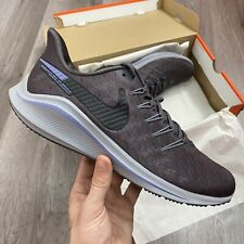 Nike Air Zoom Vomero 14 Gris Púrpura Correr Zapatillas Tamaño UK11.5 US12.5 EUR47