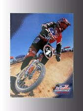 Collectable 1999 Redline Freestyle & BMX bicycle, product catalog