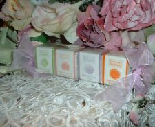Borsari di Parma ~ Bath Fizzy Cakes ~ Ylang Ylang ~ Mauve ~ Lemongrass ~ Rose