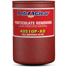 40510P-AD PetroClear Filter   Particulate Removal Fuel Filter 10 Micron