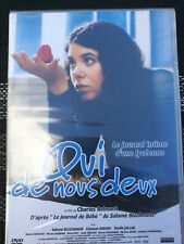 QUI DE NOUS DEUX - DVD NEUF