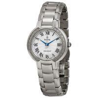 """New Bulova Women's Diamond Dress Watch 96R167-Will fit 6.5"""" wrist"""