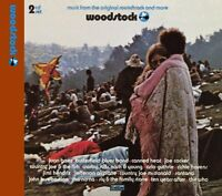 VARIOUS - WOODSTOCK : 40TH ANNIVERSARY [CD]