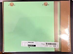 Ikea KALLAX / EXPEDIT insert with Door - Light Green New!