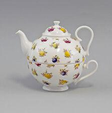 Porcelain Tea Set Tea for one Set Fruit Jameson&Tailor 9952327