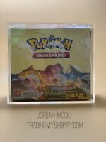 Pokémon Darkness Ablaze Booster Box Factory Sealed Case Not Included