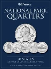 National Parks Quarters 50 States District Of Columbia Territories Folder Holder