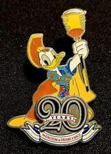Rare 2003 Tokyo Disneyland 20Th Anniversary Series Donald Duck Pin