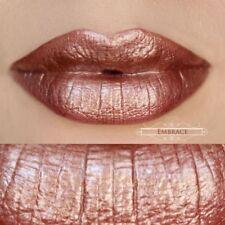LANA Metallic BRONZE Gold Matte Liquid Lipstick Waterproof Long Lasting