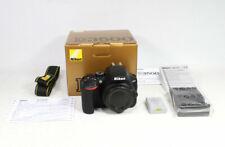 Nikon D3500 Digital SLR Camera - Black (Body Only) **MINT** Condition