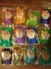 McDonald's Happy Meal's 1998 Mini TY Teenie Beanie Babies Complete NEW Set of 12