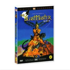 The BeastMaster (1982) DVD - Marc Singer (NEW) / NO CASE (Only Cover & Disc)