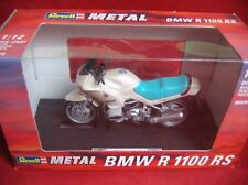 Revell 1/12 Scale Diecast - 08870 BMW R 1100 RS White Motorcycle