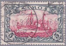 Samoa Mi.Nr. 19 gestempelt und geprüft