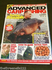 ADVANCED CARP FISHING - TACTICAL TRAPS - MAY 2004