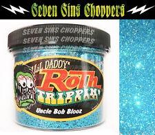 Roth Flake Trippin UNCLE BOB BLOOZ Chopper Hotrod Metalflake Sparkle Paint
