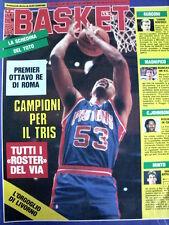 Super Basket n°39 1990 [GS36]