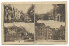 Feldpost Ansichtskarten aus Hessen