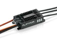 Hobbywing Platinum V4 80A Brushless ESC Speed Controller 450-500 Helicopter EP