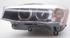 OEM BMW X3, X4 Left Driver Side HID Headlamp 63 11 7 401 141 Lens Dimple