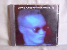 Grace Jones- Warm Leatherette- ISLAND/ SONOPRESS- Made in Germany WIE NEU