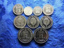 VENEZUELA 5 C. 1964, 25 C. 1945, 65, 50 C. 1965, 1 B 1967, 86, 89, 2 B. 1988, 89