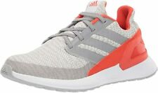 adidas RapidaRun Knit Junior  Casual   Shoes - Gray Off White - Boys Multi Size