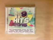 BOITIER 2 CD / W9 HITS 2015 / NEUF SOUS CELLO