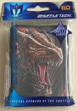 Max Protection Small Fit Dare to Tear Dragon Trading Card Sleeves 60 Pack YuGiOh