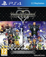 Kingdom Hearts 1.5 HD & 2.5 HD PS4 PLAYSTATION 4 Square Enix