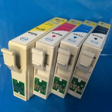 8x Epson Stylus DX6050 DX7400 DX7450 DX8400 DX8450 Print Ink Cartridges Non OEM