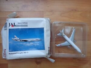 503372 HERPA WINGS 1:500 JAPAN AIRLINES - MCDONNELL DOUGLAS MD-11 DIECAST PLANE
