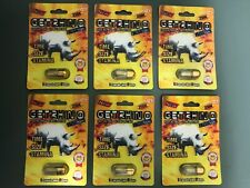*6 PILLS* GET RHINO Super Long Lasting Extreme 250k Male Enhancement Dec 2022
