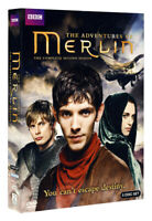 The Adventures Of Merlin - The Complete Season New DVD