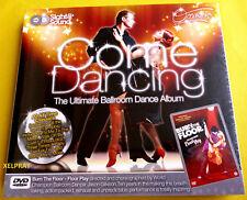 "CD : COME DANCING / BALLROOM +DVD Burn the floor ""floor play"" - BAILES DE SALON"