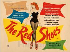 The Red Shoes Poster////The Red Shoes Movie Poster////Movie Poster////Poster Reprint