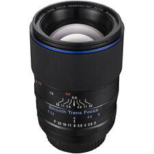 Laowa 105mm f2 (T3.2) STF Lens Smooth Trans Focus - Bokeh Master NIKON F NEW UK