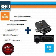 Beru Original Glühzeitsteuergerät und 6 Glühkerzen Set für BMW 6-Zylinder NEU